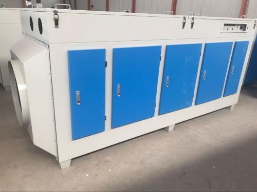 新疆UV光氧净化设备